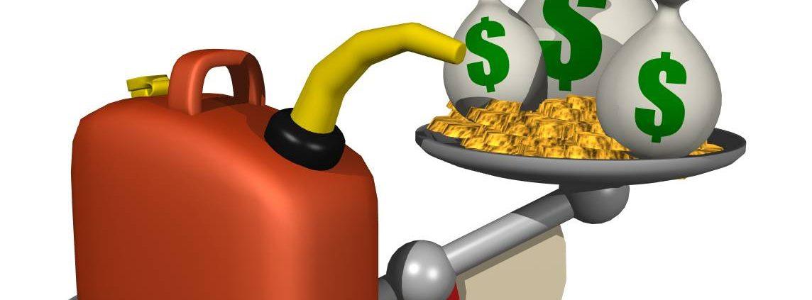 UbiTec Ahorro gasolina con el GPS
