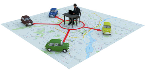UbiTec - Razones para usar monitoreo GPS en tu flotilla.
