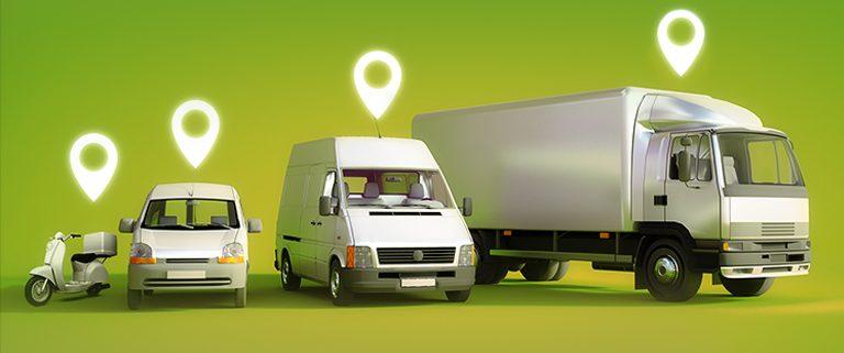 Ubitec -Los beneficios del seguimiento GPS - flotilla o flota de camiones