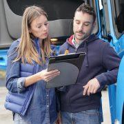 UbiTec-El costo de un mal servicio al cliente para los transportistas-Condutor de flotilla y cliente